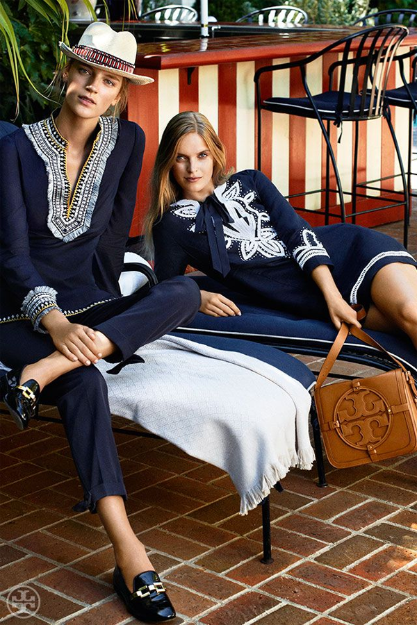 tunik tory burch resort 2014 6