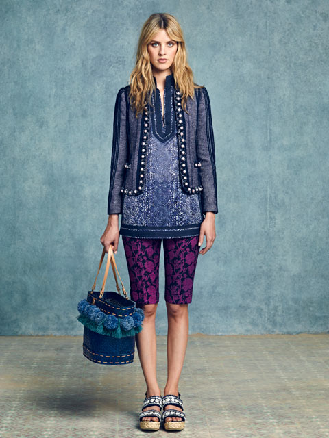 tunik Tory_Burch_Resort_2013_Look_04